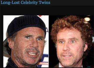 Red Hot Chili Peppers' drummer Chad Smith will ferrel